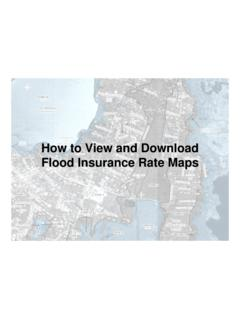 How to View and Download Flood Insurance Rate Maps