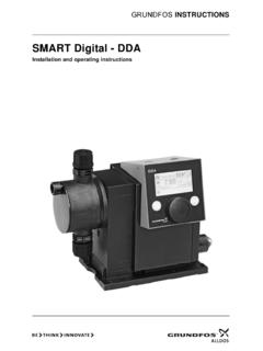 SMART Digital - DDA - Chemical Dosing Products & Systems