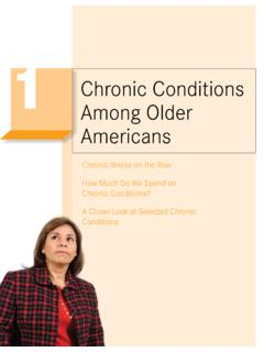 Chronic Conditions Among older Americans - AARP