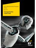 May 2017 Connectivity redefined - EY