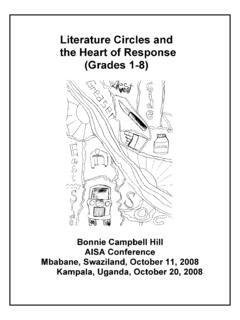 Literature Circles and the Heart of Response (Grades 1-8)