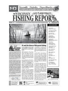 GO FISHING! - dnr.wi.gov