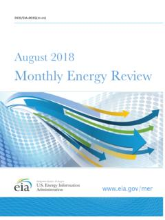 Monthly Energy Review - Energy Information …
