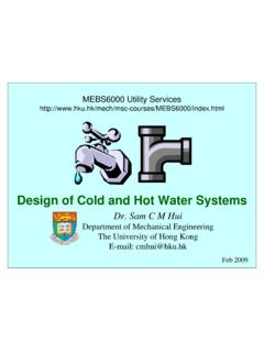 mebs6000 0809 03 cold and hot water design - ibse.hk