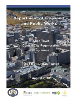 Department of Transport and Public Works - …