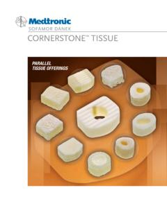 CORNERSTONE TISSUE - MT Ortho