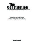 The Constitution - Justice Home