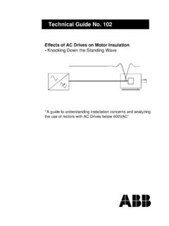 Technical Guide No. 102 - ABB Group