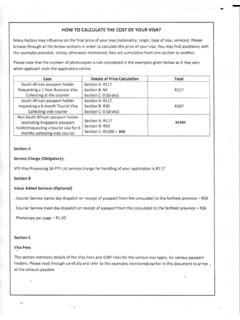 Application For Visa Vfs Global Application For Visa Vfs Global Pdf Pdf4pro