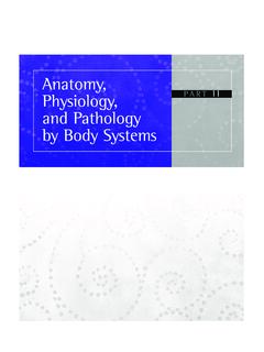 Anatomy, Physiology, and Pathology by Body Systems