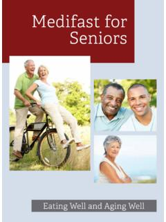Medifast for Seniors