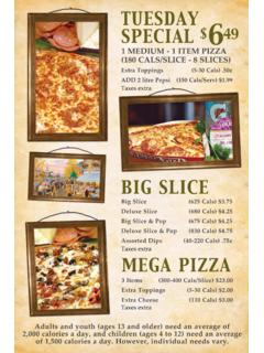 TUESDAY SPECIAL 49 - Welcome to Godfathers Pizza!