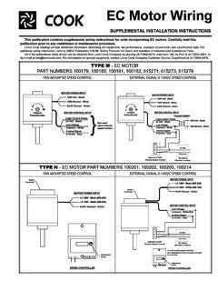 EC Motor Wiring - Loren Cook Company / ec-motor-wiring-loren-cook-company.pdf  / PDF4PROPDF4PRO