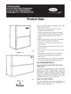 Product Data - Sigler Commercial