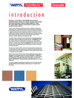 granosite introduction 10 - Johns Building Supplies