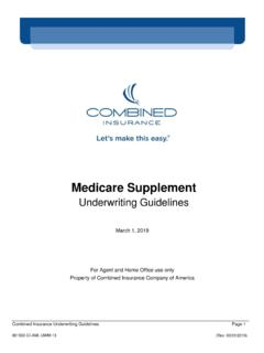 Medicare Supplement - agentu.myagencyservices.com