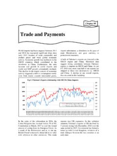 Trade and Payments - Finance