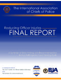 Reducing Officer Injuries FINAL REPORT - IACP …