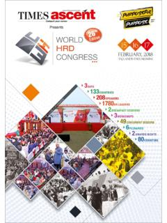100 Most Influential Global HR Leaders - World HRD Congress