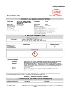 Safety Data Sheet - mscdirect.com