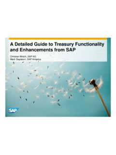 A Detailed Guide to Treasury Functionality and ...