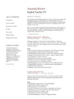 CV englanniksi: Näillä ohjeilla teet sen oikein