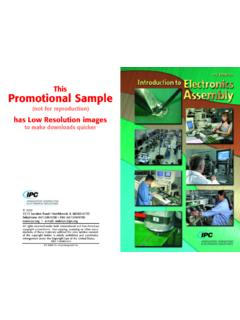 This Promotional Sample - IPC