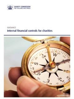 Internal financial controls for charities (CC8)