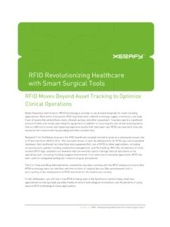 RFID Revolutionizing Healthcare with Smart Surgical Tools