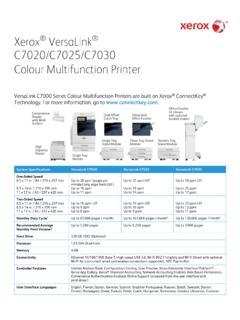 Xerox VersaLink C7020/C7025/C7030 Color     - … / xerox