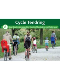 Cycle Tendring - Essex Sunshine Coast