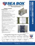 COMMON 10 Quadcon Dry Freight ISO Cargo Container