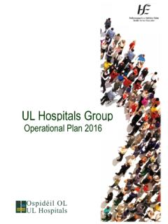 UL Hospitals Group - Ireland's Health Service