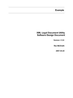 Software Design Document - OASIS