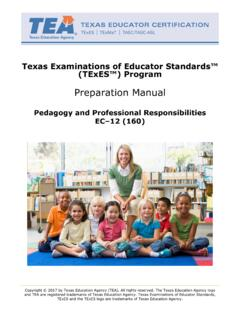 160 ppr ec 12 prep manual - UTEP