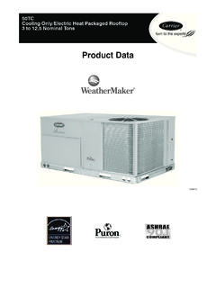 Product Data - dms.hvacpartners.com