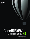 CorelDRAW Graphics Suite X4 Reviewer's Guide