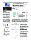 High Performance Dielectric, Conductivity and ...