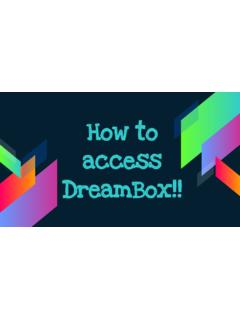 DreamBox!! access How to - staff.katyisd.org
