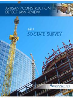 2017 50-STATE SURVEY - Law Firm