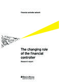 The changing role of the financial controller - EY
