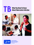 TB - Centers for Disease Control and Prevention