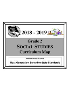 Social-Studies-Grade 2 2017-18 - Volusia County …