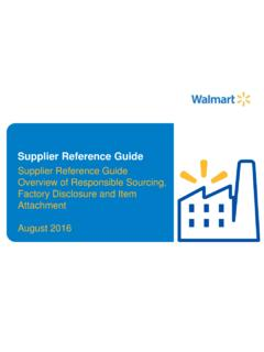 Supplier Reference Guide - Walmart.com