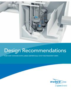 Design Recommendations - Xylem US