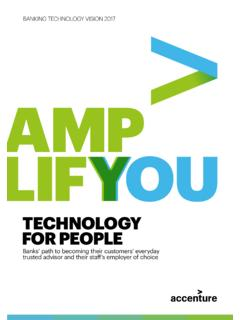 Technology for People - Accenture