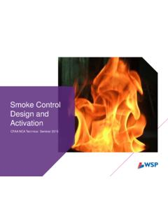 Smoke Control Design and Activation - Canadian …