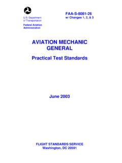 AVIATION MECHANIC GENERAL - Schools | A&P License