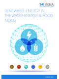 Renewable Energy in the Water, Energy and Food …
