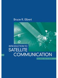 Introduction to Satellite Communication 3rd Edition